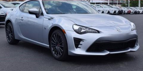 In the Market for a New Car? 5 Reasons to Consider the 2017 Toyota® 86, Clarksville, Indiana