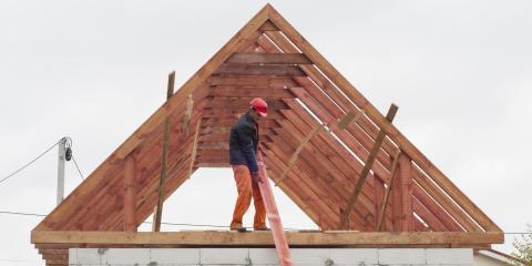 5 Benefits of Wood Trusses, Clarksville, Arkansas