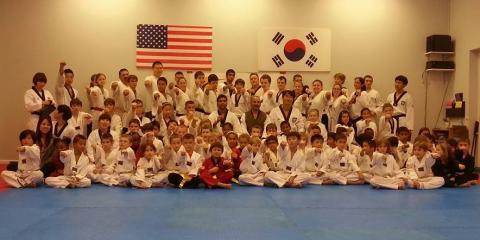 Learn Martial Arts with Classes at Sangrock Black Belt World, Matthews, North Carolina