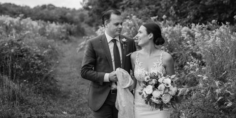 4 Tips for Looking Your Best in Front of the Camera on Your Wedding Day (they're not what you think), Rochester, New York