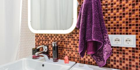 Which Areas of the Bathroom do People Often Forget to Clean?, Colfax, North Carolina