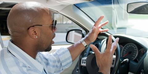 5 Ways to Avoid Aggressive Drivers, Clayton, Georgia