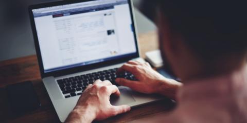 3 Easy Steps for Cleaning Your Laptop Screen , Lincoln, Nebraska