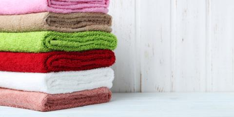 How Often Should Towels & Bathroom Rugs Go in the Laundry?, Henrietta, New York