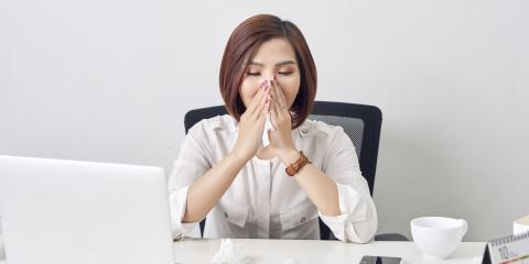 Why Office Cleaning is Important for People With Allergies, Atlanta, Georgia