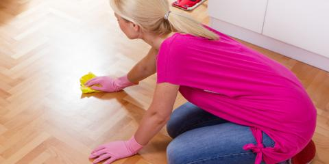 Top 3 Hardwood Floor Cleaning Mistakes to Avoid, Colfax, North Carolina