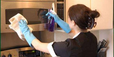 Give the Gift of a Tidy Home From Cincinnati's Leading House Cleaning Service, Norwood, Ohio