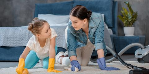 Carpet Cleaning 101: Why Do Those Mystery Stains Keep Returning?, Hamden, Connecticut