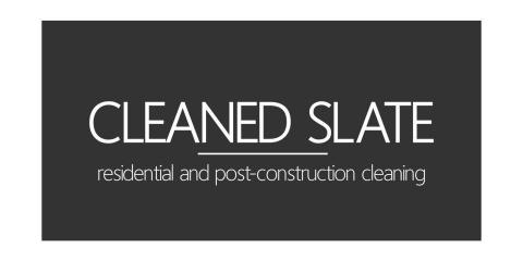 Cleaned-Slate LLC, Cleaning Services, Services, West Chester, Ohio