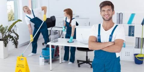 5 Factors to Look for in a Cleaning Service, New Haven, Connecticut