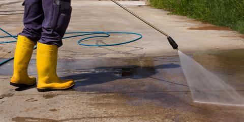3 Benefits of Commercial Pressure Washing, Honolulu, Hawaii