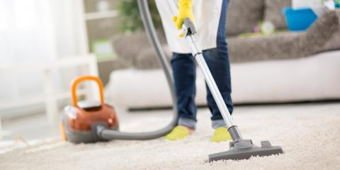3 Top Benefits of Professional Carpet Cleaning, Harrison, Ohio