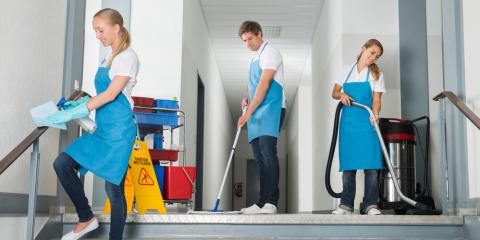 Make Your Office Shine: 5 Benefits of Regular Janitorial Service , Middletown, New Jersey