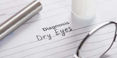 Brooklyn Eye Doctor Reveals 5 Causes of Dry Eyes, Brooklyn, New York