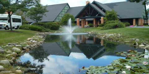 3 Ways to Keep Your Pond Healthy & Beautiful, East Bloomfield, New York