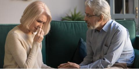How to Help Your Partner Mourn, Grandview, Ohio
