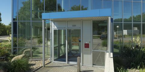 4 Types of Automatic Doors, Grandview, Ohio