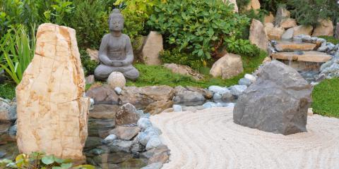 5 Steps to Create a Backyard Zen Garden, Cincinnati, Ohio