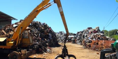 Do's & Don'ts of Scrap Metal Recycling, Whitewater, Ohio