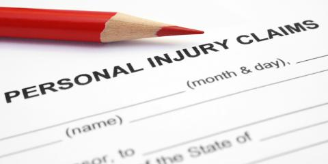 When Can I Seek Damages for a Personal Injury?, Clifton, New Jersey