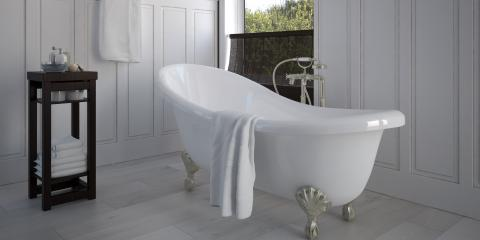 3 Reasons Reglazing Your Bathtub Beats Replacement, Clinton, Connecticut