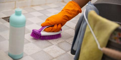 How to Avoid Grout Stains, Clinton, Connecticut
