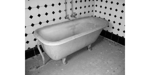 4 Reasons to Replace Your Bathtub - Porcelain Glaze - Clinton ...