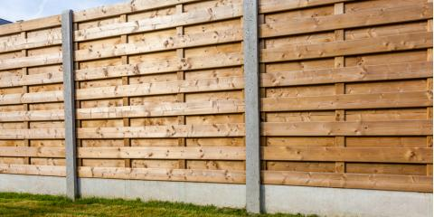 3 Signs It Is Time to Schedule Fence Repair Services, Clinton, Washington