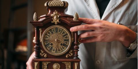 A Clock Repair Shop's Guide to Oiling & Maintenance, Mason, Ohio
