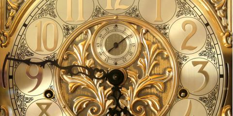 What's Involved in the Restoration of a Vintage Clock?, Mason, Ohio