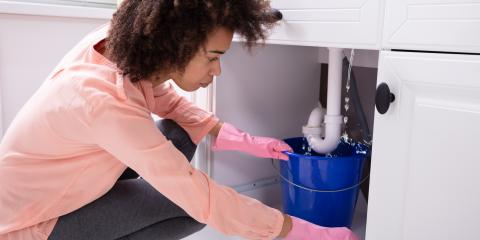 3 Most Common Places For a Plumbing Leak, Lincoln, Nebraska