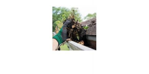 Importance of Keeping the Gutters on your home Clean, Knoxville, Tennessee