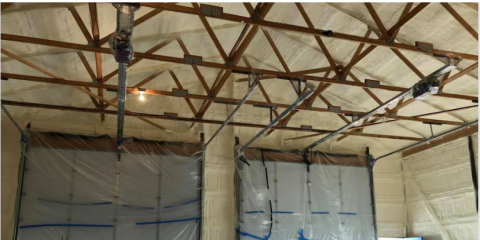3 Types of Spray Foam Insulation, Syracuse, Nebraska