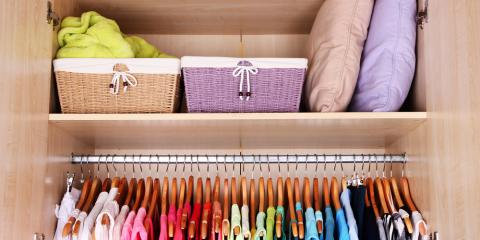 5 Closet Organization Tips to Consider for Spring Cleaning, Gray, Louisiana
