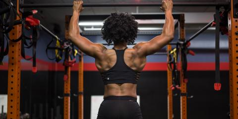 Should You Eat Before Working Out?, 1, Maryland