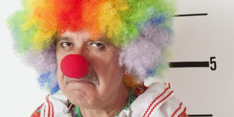 Orange County's Dumb Crook of the Month, Anaheim-Santa Ana-Garden Grove, California