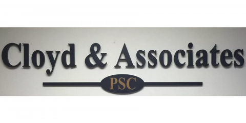 Cloyd & Associates PSC, Certified Public Accountants, Finance, Corbin, Kentucky