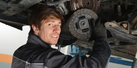 3 Signs Your Car Needs Clutch Repairs, Anchorage, Alaska