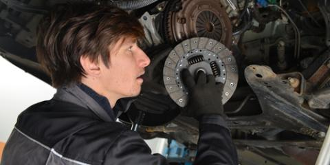 3 Steps to Determine if Your Clutch Needs Replacement or Repair, Grand Island, Nebraska
