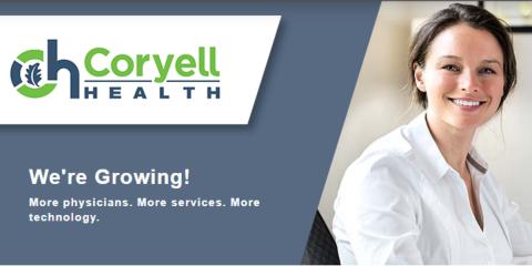 Coryell Health, Hospitals, Health and Beauty, Gatesville, Texas
