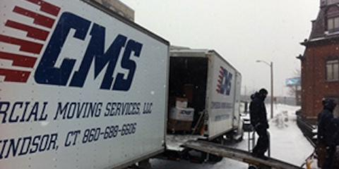 Windsor's Top Commercial Moving Company Offers Heavy Machinery/Rigging Services, Windsor, Connecticut