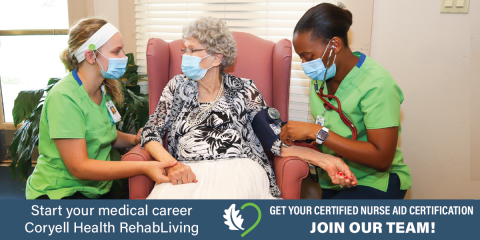 Now Accepting  Nurse Aide Training Applications (Without Tuition Fees)! , Gatesville, Texas