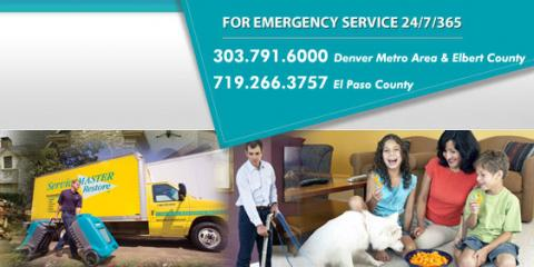 3 Reasons to Turn to ServiceMaster Fire & Water Restoration for Upholstery Cleaning, Englewood, Colorado