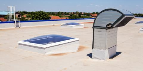 3 Common Problems With Commercial Skylights, South Aurora, Colorado
