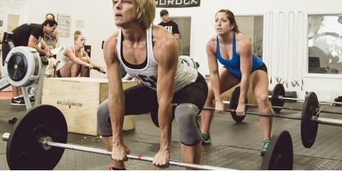 SISU Elite Fitness Coach of The Month: Meet Amy 'Pistol' Mandelbaum , Norwalk, Connecticut