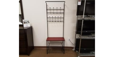COAT RACK BENCH-$45, St. Louis, Missouri