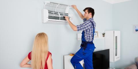 For Heating & Air Conditioning Repairs, Don't DIY, Fairfield, Pennsylvania