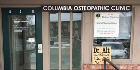 Columbia Osteopathic Clinic, Alternative Medicine, Health and Beauty, Columbia, Missouri
