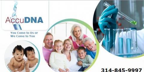 AccuDNA, Paternity Testing, Family and Kids, Saint Louis, Missouri