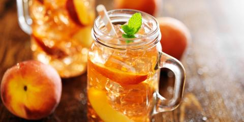 Sip Into Spring With the Coffee Bean & Tea Leaf's New Peach Jasmine Cold Brew, Santa Barbara, California